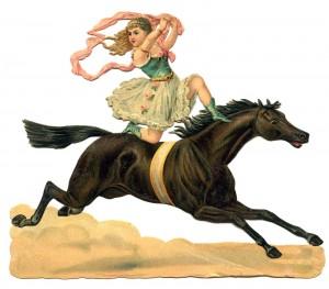 acrobat girl vintage image graphicsfairy007d